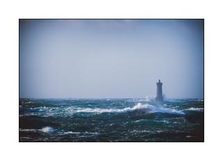 Le phare du four, Porspoder (Finistère)