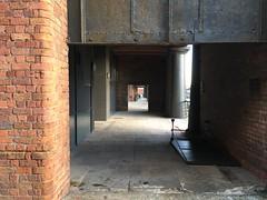 Stanley dock, Liverpool (Dradny) Tags: brick warehouse warehouses northdocks walk titanichotel liverpool stanleydock