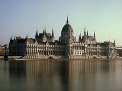 parliament (Dreamaxjoe) Tags: budapest parliament országház longexposure hosszuzarido