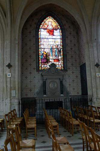 Eglise Saint Antoine de Compiègne