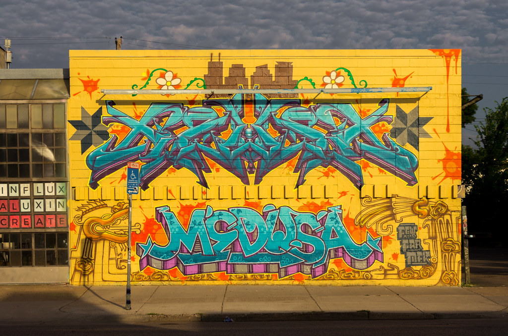 The World\'s Best Photos of minneapolis and mural - Flickr Hive Mind