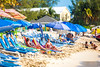 Beach Life (Thomas Hawk) Tags: 7milebeach cayman caymanislands grandcayman sevenmilebeach beach umbrella vacation westbay ky fav10 fav25
