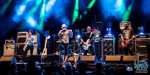Trust @ Sierre Blues Festival