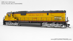 OMI 6161 UP C630 2902 Custom Painted (Twin Ports Rail History) Tags: jeff lemke trains inc brass model train service pro professional custom painting repairs weathering railway railroad paint ho scale omi overland models union pacific diesel locomotive painted ajin precision manufacturing company korea