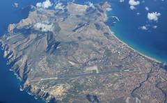 Porto Santo (Graham`s pics) Tags: airtoground island water sea coast coastal seaside aerial portosanto portosantoairport vilabaleira airport overview
