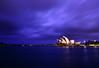 The Beautiful Cloudy Sydney (Yohsuke_NIKON_Japan) Tags: d750 24120mm dusk cloud longexposure au australia sydney sydney hourbour sydneyharbour harbour operahouse night nikon dslr