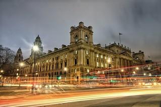 Parliament street, London
