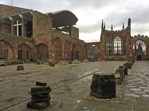 Coventry Cathedral (old)