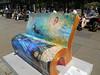 Books About Town (CarolMoore007) Tags: booksabouttown peterpan jmbarrie lauraelizabethbolton festivalgardens stpaulschurchyard london art