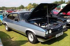 GGK 909X (Nivek.Old.Gold) Tags: 1982 ford capri 16 calypso mk3