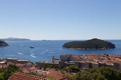 Dubrovnik (bruno vanbesien) Tags: croatia dubrovnik hrvatska island sea hr
