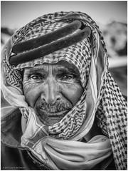 Wadi Rum Camel driver (Luc V. de Zeeuw) Tags: cameldriver desert granite mountains nabateans rock rocks sand sandstone sunset valleyofthemoon wadirum aqaba jordan