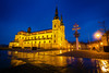 Monumental (Pavel Cervenka Photographer) Tags: velehrad veligrad basilica church architecture night dusk sky blue dark czech republic southmoravia pavel cervenka canon eos100d efs1018