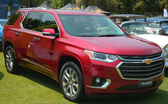 Chevrolet Traverse 3.6 Premier AWD 2018 (RL GNZLZ) Tags: gm chevrolet suv 4x4 awd 4wd traversepremier v6 36 2018