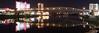 Shreveport At 0000 (Matt D. Allen) Tags: steel bridge red river shreveport louisiana truss night long exposure