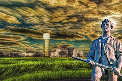 Guns Are Everywhere (Rusty Russ) Tags: minuteman statue salisbury beach gun skyline green cloud colorful day digital graffiti window flickr country bright happy colour eos scenic america world sunset water sky red nature blue white tree art light sun park landscape summer city yellow people old new photoshop google bing yahoo stumbleupon getty national geographic creative composite manipulation hue pinterest blog twitter comons wiki pixel artistic topaz filter on1 image