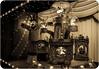 TOPW Seasonal Lights Night Walk 2017 - The Showman and His Circus (Jay:Dee) Tags: topw2017rs topw toronto photo walks seasonal lights night walk christmas the bay window display