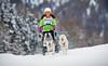 Lisa Bonato @Melago Vallelunga (Italy) (ラルフ - Ralf RKLFoto) Tags: lisa bonato melago vallelunga italy snow race dog dogs husky sleddog canon 100400 racinggirl