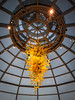 Chihuly Chandelier (tim.perdue) Tags: phipps conservatory pittsburgh pennsylvania botanical garden dale chihuly glass blown sculpture modern contemporary skylight atrium ceiling yellow cupola explore popular interesting interestingness explored nikon d5500 nikkor 1685mm chandelier