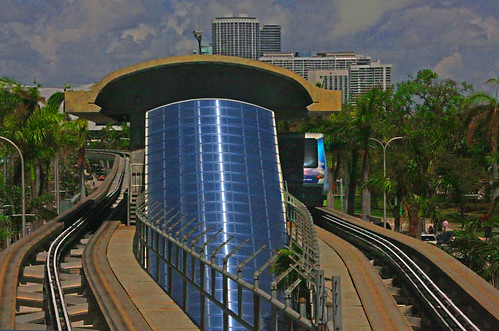 Government Center Metromover Station (1 of 2)