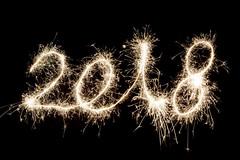 new years eve 2018 (EndressKriszta) Tags: 2018 newyear newyears event celebration holiday festival light glow sparkle vivid vibrant firework fireworks onblack trai llightpainting