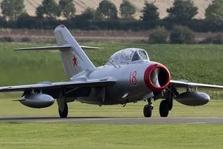 PZL-Mielec SBLim-2 (Mikoyan-Gurevich MiG-15UTI) - 10