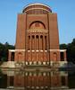 Hamburg planetarium (Schwanzus_Longus) Tags: german germany park stadtpark hamburg water tower planetarium town city outdoor architektur gebäude