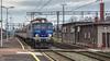 EP07-357 (kamil_olszowy) Tags: ep07357 303e pkp intercity tlk gwarek train station koszalin poland chp cegielski lokomotywa elektryczna