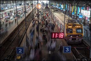 MUMBAI  -   THE LOCOMOTION   2