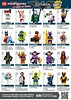 Collectible Minifigures The LEGO Batman Movie Series 2 (71020) - Guide de tâtage HelloBricks (hello_bricks) Tags: lego batman batmanmovie legobatmanmovie minifigures toy 71020 guide