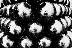 Balls (tcees) Tags: nikon d5200 1855mm bw mono monochrome blackandwhite cannonballs ryecastle rye sussex reflection
