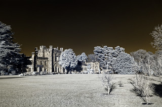 Bolton Abbey Hall at 720mn