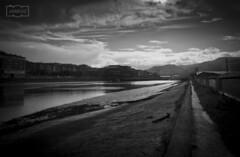 Canal de Deusto/ Deusto Canal, Bilbao (Jose Antonio. 62) Tags: spain españa vizcaya basquecountry bilbao bilbo euzkadi bw blancoynegro blackandwhite canaldedeusto zorrozaurre
