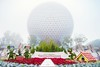 Foggy, Winter mornings! (andrew_carter091) Tags: disneyphotography disneyattraction disney disneycolors disneyparks waltdisneyworldresort waltdisneyworld disneyside disneyphotographer disneyresort waltdisney disneycharacter disneyvacationclub disneyaddict disneyworld wdw epcot spaceshipearth futureworld worldshowcase mickeymouse minniemouse pluto topiary christmastrees christmasdecorations merrychristmas christmas holidays dog mice globe sphere winter winterwonderland fog foggy cold camera photo mykissimmee professionalphotographer photographer photography nikon nikond3300