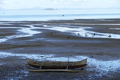 Nosy Be low tide