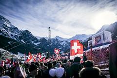 FIS Ski World Cup (Adelboden) (RIEDEL Communications) Tags: riedel riedelcommunications communications adelboden bolero radios artist mediornet dispatching dispatcher ski world cup fis audi fisalpine