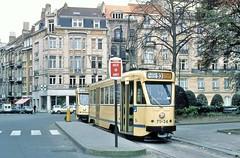 7134 93 (brossel 8260) Tags: belgique bruxelles tram stib pcc