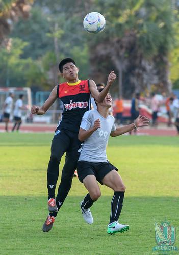 vs Phetchaburi Rajabhat University 12.01.2018