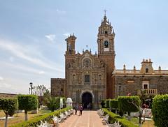 Brilliant facade (Chemose) Tags: mexico mexique église baroque sanfranciscoacatepec cholula puebla iglesia church façade facade hdr canon eos 7d mars march
