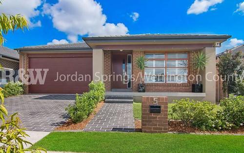 5 Rowland Place, Jordan Springs NSW
