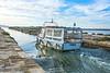 Boat (Luciophoto_89) Tags: barca boat marsala riflesso sereno cielo saline sicilia italia italy sicily trapani relax navigazione imbarcazione sole mare