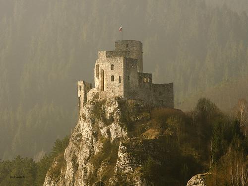 Castle Strecno Slovakia