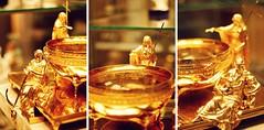 2010-10-14bo Cardinal virtues ([Ananabanana]) Tags: d40 gimp photoscape nikkor nikon50mm118ais nikkor50mm118ais nikkor50mmf18 nikon50mmf18 50mm nikonistas nikonista niftyfifty manualfocus prime primelens uk unitedkingdom london britishmuseum history historic bowl font baptism baptismal faith hope charity virtue cardinalvirtues georgian england english christian christianity gold 22caratgold neoclassical triptych
