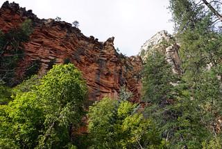 West Fork Trail - Oak Creek Canyon, AZ