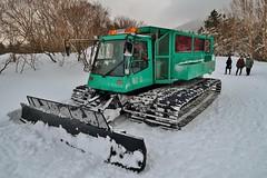 Wild Monster - Sumikawa snow park (namhdyk) Tags: wildmonster sumikawasnowpark snow winter canon canonpowershot canonpowershotg7x