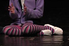 Ze zkoušky / From the dance rehearsal (Merman cvičky) Tags: cvičky piškoty gymnastic slippers gymnastikschuhe schläppchen turnschläppchen gym shoe gymnasticshoes gymnasticslippers zapatillas cvicky slipper täppeli gymnastiktoffel gymnastikslipper balletslippers ballettschläppchen ballet ballerinas ballettschuhe ballettschuh