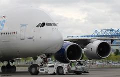 Airbus Industrie Airbus A380-841 F-WWOW / TLS (RuWe71) Tags: airbusindustrie vkaib eads airbus airbusa380 a380 a388 a380800 a380841 airbusa380800 airbusa380841 fwwow msn001 prototype testbed toulouseblagnacairport toulouseblagnac blagnacairport toulouse blagnac aéroportdetoulouse tls lfbo widebody whalejet superjumbo