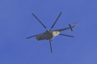 IXL/VILH: IndianAirForce IAF 23354 Mil Mi-8 Pratap (Choppers)