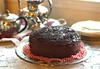 Mocha Cake - Gâteau Mocha (Traveling with Simone) Tags: mocha chocolate recipe recette delicious dessert sweet food nourriture delicieux sprinkles