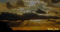 Pôr do Sol (fotos_ilca) Tags: portugal fotosilca pôrdosol entardecer nuvens clouds 2018